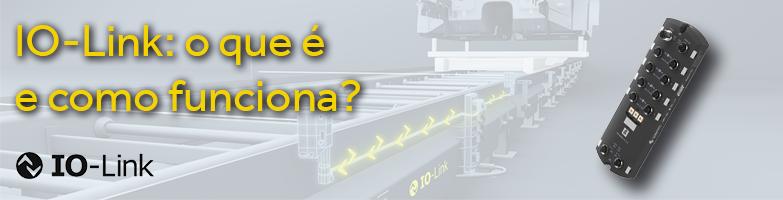 O que é IO-Link e como ele funciona?