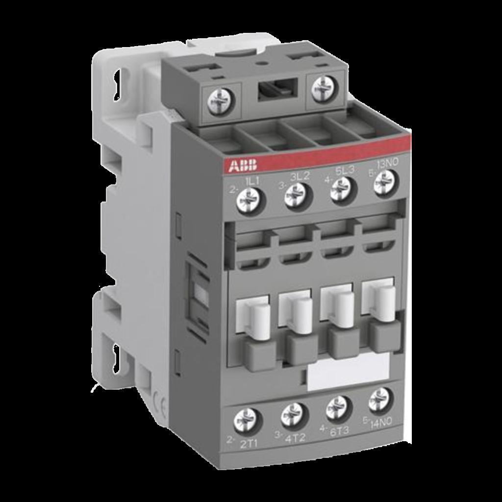 Contator modelo AF09 da ABB